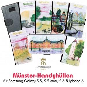 Münster-Handyhüllen