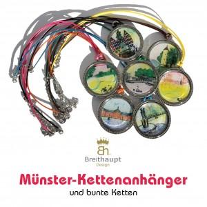 Münster-Kettenanhänger