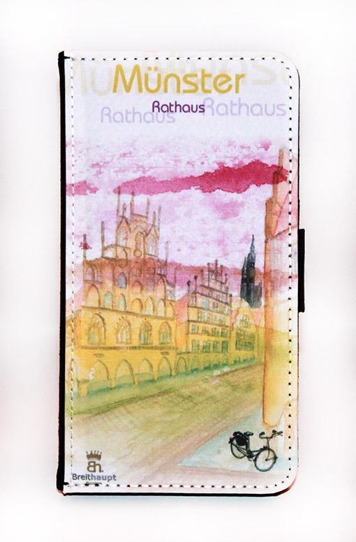 Handyhülle-Münster-Rathaus