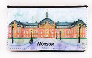 Handyhülle-Münster-Schloss
