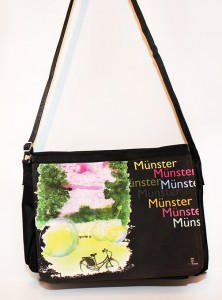 Münster-Collegetasche-Aaseekugeln