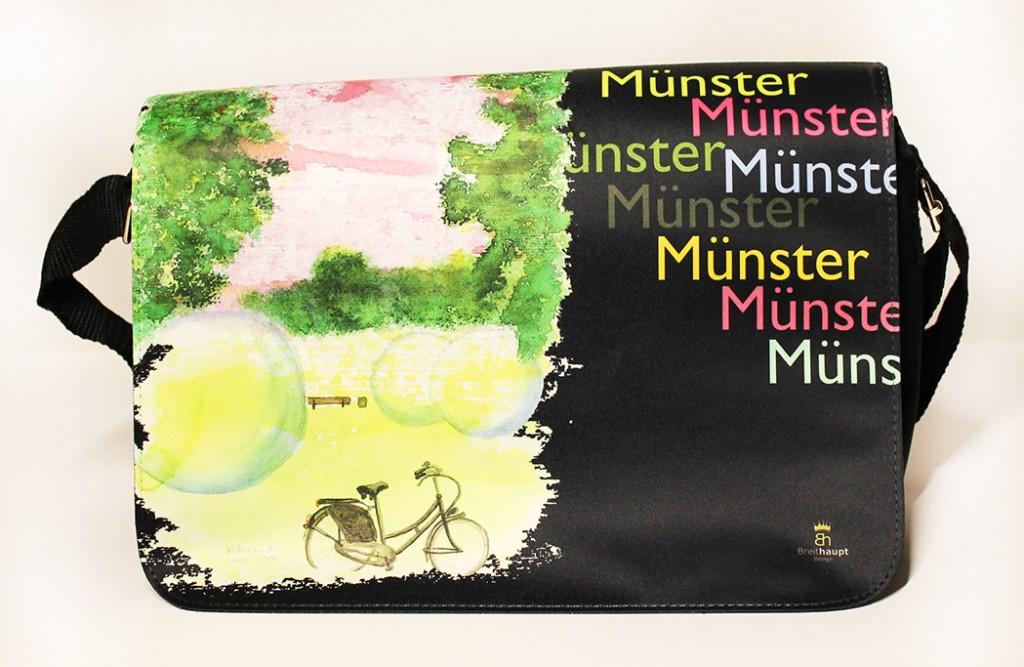 Münster-Tasche-Aaseekugeln
