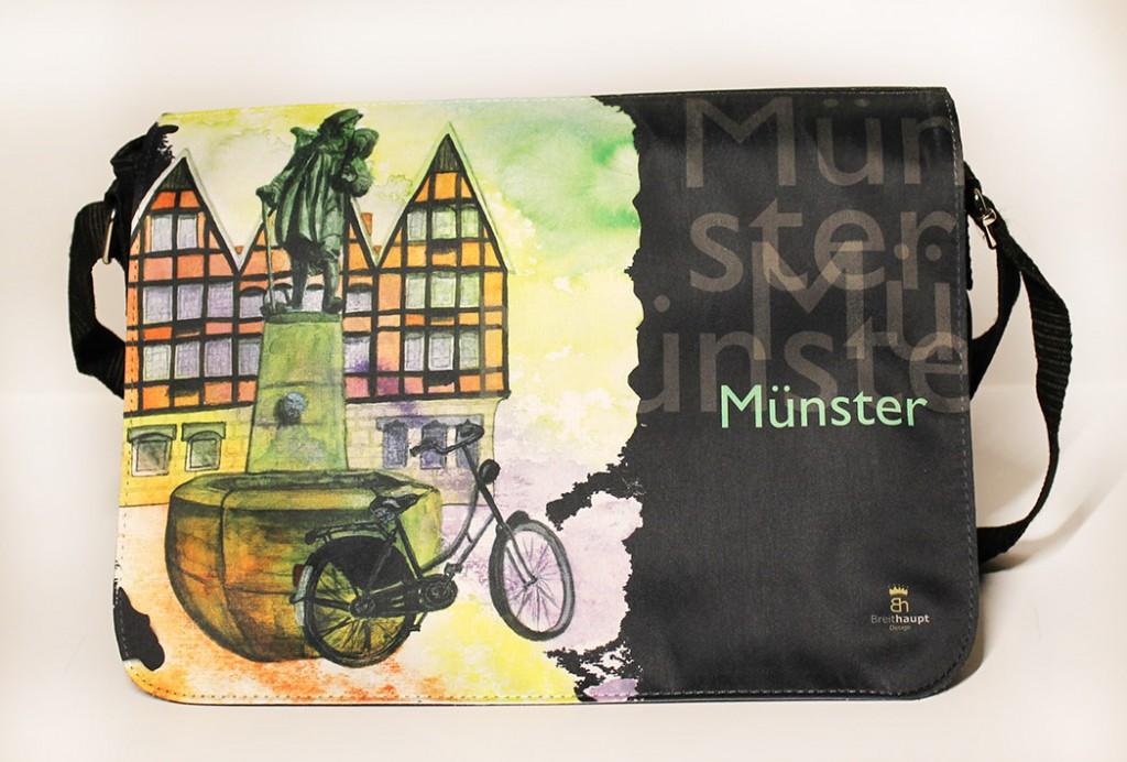 Münster-Tasche-Kiepenkerl