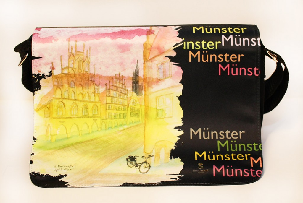 Münster-Tasche-Rathaus
