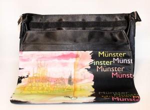 Münster Handtasche Wechsellasche