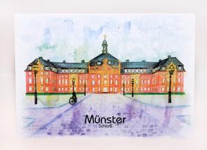 Münster-Poster-Schloss